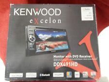 Kenwood Excelon DDX491HD