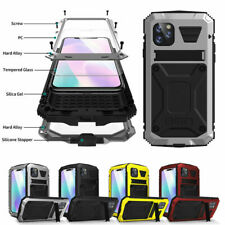 Heavy Shockproof Metal Aluminum Gorilla Case Stand  For iPhone 11 Pro Max Xr Xs