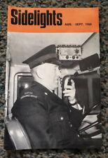 Vintage Sidelights BMC Drivers Club Magazine Vol 7 No 4 1968