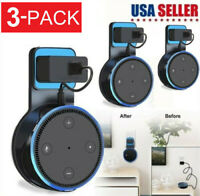 3 Pack Echo Dot Wall Mount Stand Holder Stand For Amazon Alexa Echo Dot 2 USA