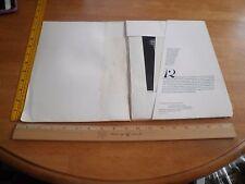 1972 De Saisset Art Gallery Photographers portfolio Michael Villanueva 12 total