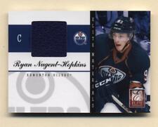 2011-12 Panini Elite Materials Ryan Nugent-Hopkins Rookie Jersey (Oilers)