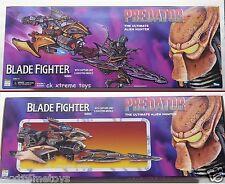NECA Predator Ultimate Alien Hunter Blade Fighter Vehicle Capture Jaw & Missile
