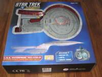 Star Trek U.S.S. Enterprise 1701-D Blue Tooth Speaker/ Sleep machine-New!