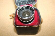 Topcon RE Auto-Topcor  25mm f3.5