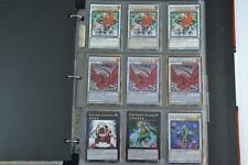 Yugioh Plant Princess Lot Deck Collection 49 Cards Black Rose Dragon x3
