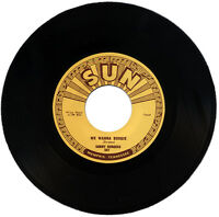 "SONNY BURGESS  ""WE WANNA BOOGIE""   ROCKABILLY"