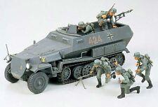 Tamiya America [TAM] 1/35 German Hanomag Sd.Kfz. 251/1 Plastic Model Kit 35020