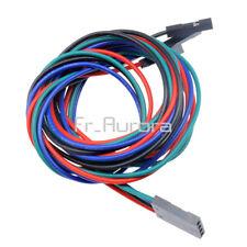 5Pcs 70 cm câble 3Pin Femelle-Female Jumper Wire pour Arduino 3D imprimante Z3