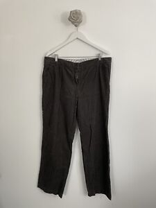 TOAST Corduroy Trousers Size W38 L29 Brown Bohmian Casual