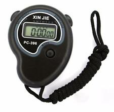 Stopwatch Stop Watch LCD Digital Professional Chronograph Timer Counter Sports#