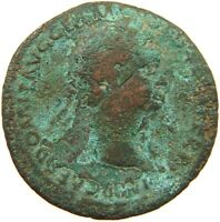 ROME EMPIRE DOMITIANUS AS SC #s56 475