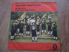 Vinyl7 Kapelle Egerland Brigadier RARE German Press 60er gut