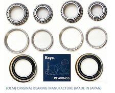 1995-2007 Mazda B3000 Front Wheel Bearing & Seal Set (RWD) (OEM) KOYO