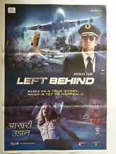 LEFT BEHIND ORIGINAL US MOVIE POSTER /  SIZE- 27X 37 INCH / 2014