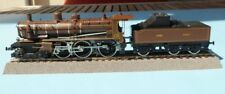 Metropolitan Locomotive à Vapeur -train Express la Chapelle 3.521 Nord Ep.1/2