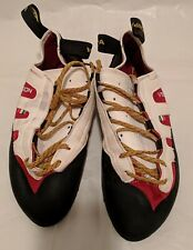 Scarpa Vision Climbing Shoes size 40 (us 7.5)