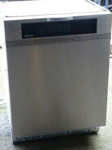 Miele Dishwasher Stainless Steel
