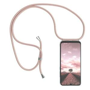 Case With Band Chain Case Chain Cord Mobile Case Cover