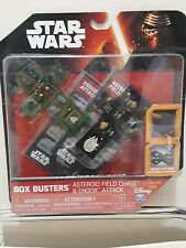 Star Wars Box Busters Asteroid Field Chase & Endor Attack Factory Sealed NEW