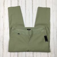 Premise Woman Womens Size 2X Sage Green Pull On Ankle Pants New NWT