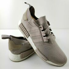Adidas NMD R1 PK Primeknit French Beige White Size 13 Boost S81848 Japan Pack