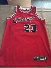 Michael Jordan Chicago Bulls Nike Authentic Rookie Jersey sz 44 Large Clean VTG