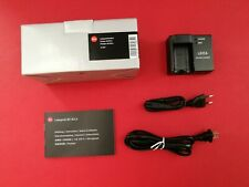 Genuine Leica BP-SCL4 Charger for Leica SL, SL2 and Q2 #16065
