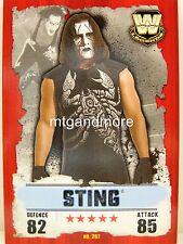 Slam Attax Takeover - #267 Sting