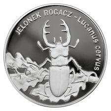 Poland / Polen - 20zl Stag beetle