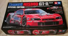 1/24 Tamiya *Special Edition* Xanavi Nismo R34 GTR with PE / carbon decal 24271