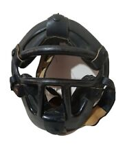 Vintage Youth Catchers Mask Black