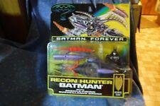 NIP (Lt Package Wear) Batman Forever Recon Hunter Batman Missile Firing Drone