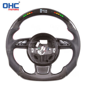 LED Performance Display Performance Steering Wheel for Audi A1 A2 A3 A4 A5