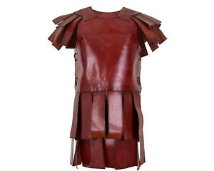 Medieval Leather Armour / Leather Subermail / Leather Tunic for Renaissance