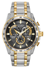 Citizen AT4004-52E Men's Atomic Perpetual Chrono  - Eco-Drive watch -NWT