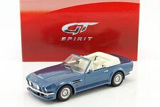 Aston Martin V8 Vantage Volante Baujahr 1977 blau 1:18 GT-SPIRIT