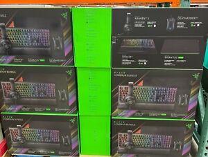 Razer Homerun Gaming Bundle Keyboard + Mouse + Pad + Headset
