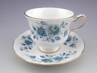 Vintage Queen Anne England Teacup And Saucer