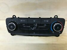 C MAX OR FOCUS HEATER CONTROL PANEL MANUAL AIR CON F1ET-19980-BF 2015 -2018 FORD