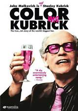 COLOUR ME KUBRICK Movie POSTER 27x40 Tom Allen Scott Baker Nick Barber Angus