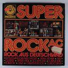 SUPER ROCK AG Various Artists METRONOME 3XLP VG+ boxset germany w/ insert >>