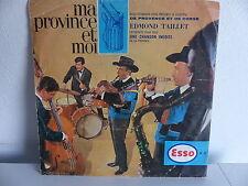 Disque souple ESSO Ma Province et moi Provence et CorseEDMOND TAILLET
