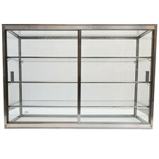 Carib 25F, 8x30-Inch 1-Compartment Display Case with Sliding Door
