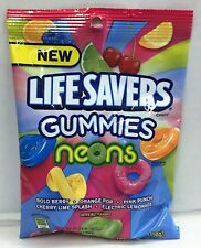Life Savers Gummies Neons 7 oz Gummi Gummy