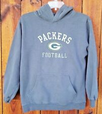 Green Bay Packers Rare Gray Hoodie size S no tag size