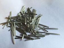 VINTAGE Scalextric 20mm (2cm) contatto PICK-UP Trecce/Pick-up Pennelli (confezione da 35)