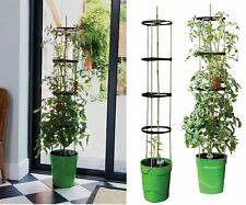 Self Watering Grow Pot Tower in Green by Garland   *3690