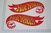 XXL HOT WHEELS 2 Stück Aufkleber Sticker Groß Skull Bombing Shocker Custom Big 9