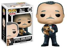 FUNKO POP! MOVIES: THE GODFATHER - VITO CORLEONE 4714 Vinyl Doll Figure